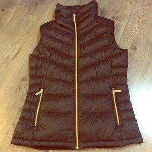 Michael Kors- Black Puffer Vest